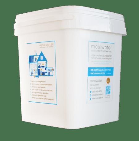Koop mooiwater zouttabletten voor uw waterontharder hier